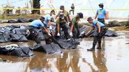 Tyfoon raast tegen 230 per uur richting Filipijnen