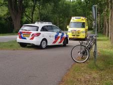 Fietser gewond bij aanrijding op Steenwijkerstraatweg in Meppel