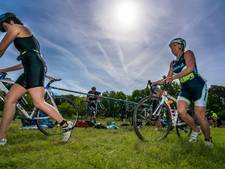 Van Lanen snelste in triatlon Markelo