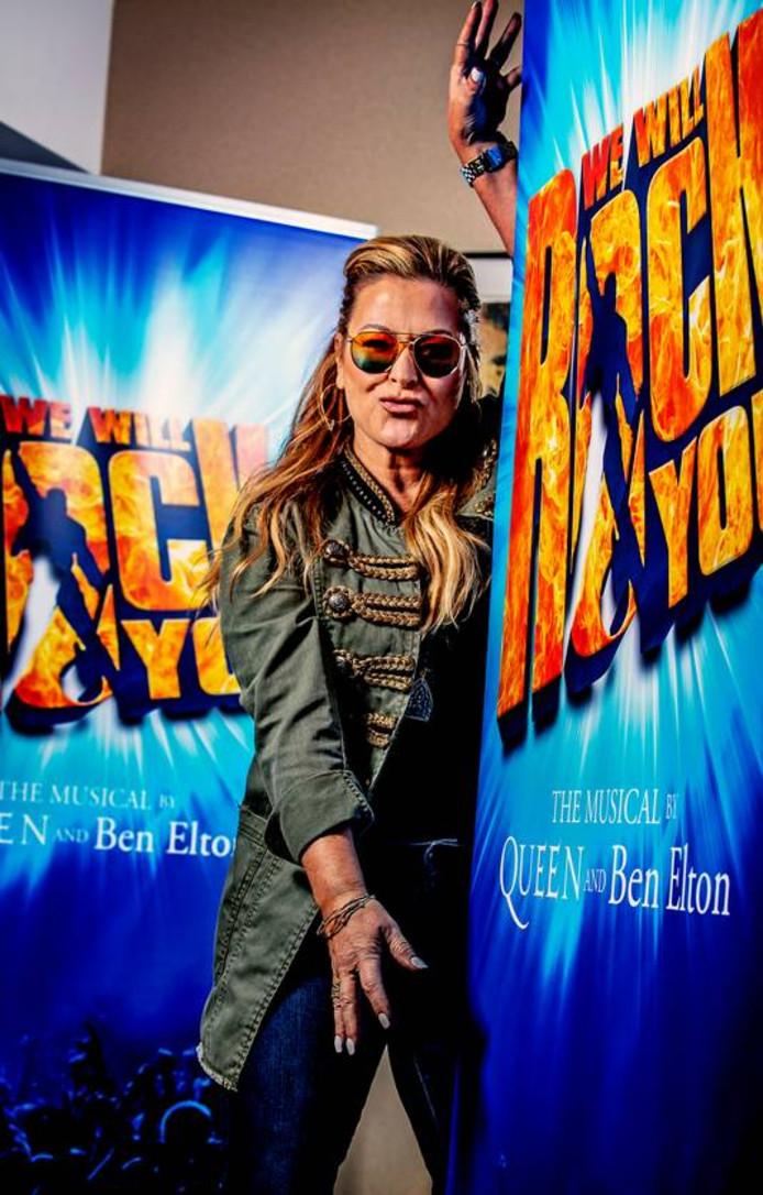 Anastacia wordt de 'killer queen' in de musical We will rock You.