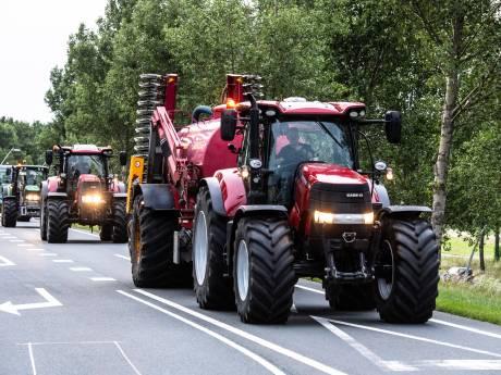 Boeren schorten acties week op, minister legt ultimatum naast zich neer