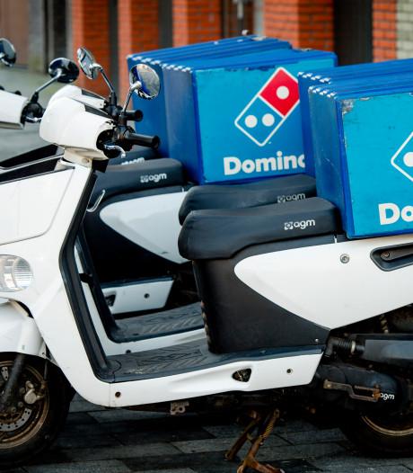 Overval op Domino's Pizza in Waddinxveen