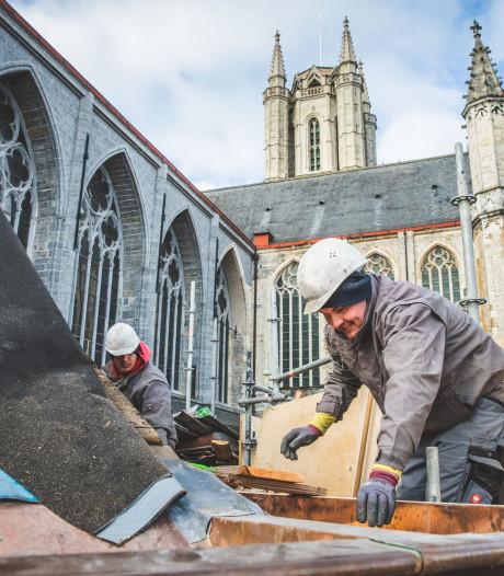 """""""Bezoekerscentrum Lam Gods in Sint-Baafskathedraal klaar tegen oktober, maar restauratie van buitenzijde duurt langer"""""""