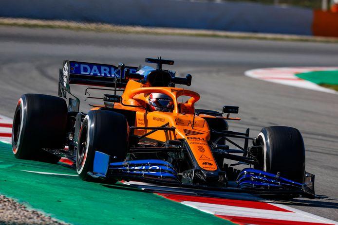 McLaren mag aanpassingen doen aan het chassis.