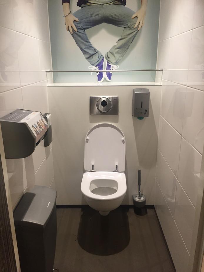 openbaar toilet Zuidplein jitske-sophie