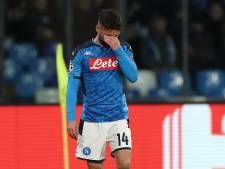 Dries Mertens, du rire aux larmes, le Napoli loupe le coche