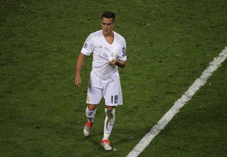 In de Champions League-finale schoot Vázquez zijn strafschop koeltjes binnen