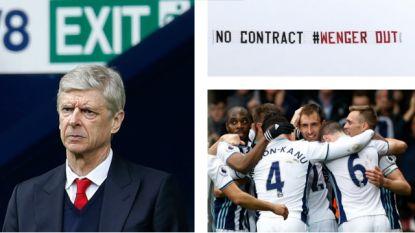 Arsenal-fan zet grote middelen in om Wenger buiten te krijgen én Gunners gaan opnieuw de boot in