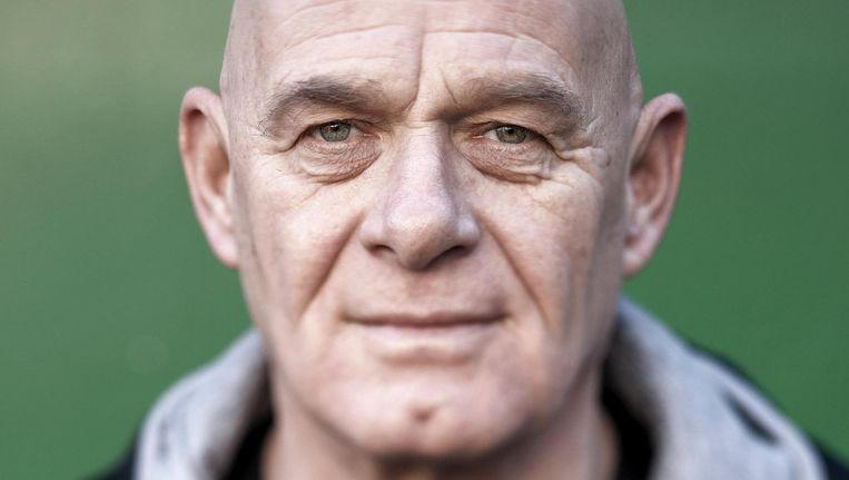 Foto uit het boek Sportret van sportfotograaf Klaas Jan van der Weij. Beeld Klaas Jan van der Weij