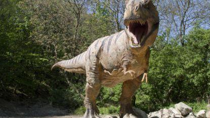 Machtige Tyrannosaurus wist het hoofd koel te houden met ingebouwde 'airco'