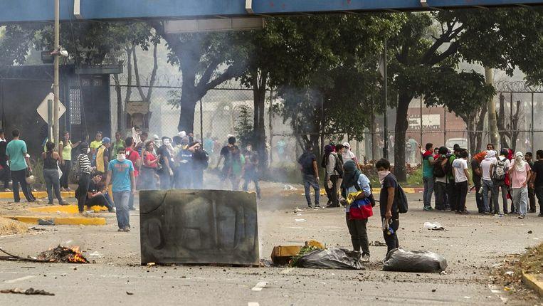 Caracas, 6 mei 2014.