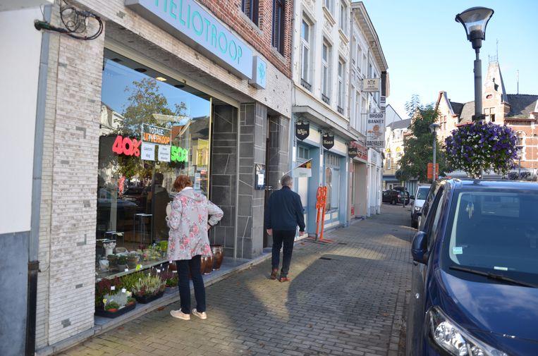 Vandaag valt het doek over de oudste bloemenwinkel van de stad.