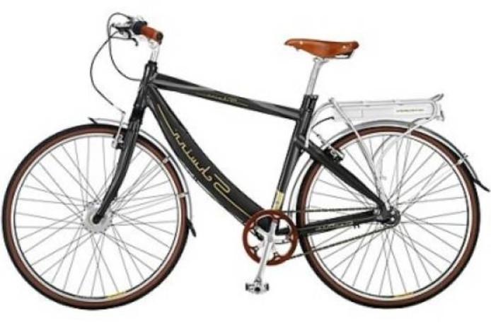 Elektrische fiets. Foto archief