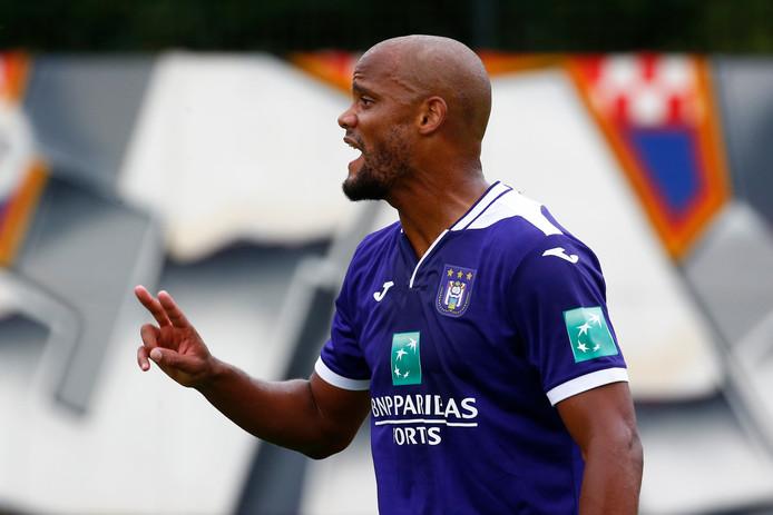 Vincent Kompany et Anderlecht débuteront leur championnat dimanche prochain, contre Ostende.