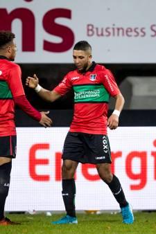 NEC met Rayhi en Schuurman tegen De Graafschap