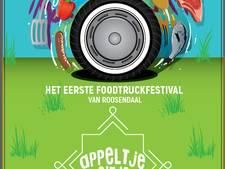 Foodtruckfestival in Roosendaal op komst