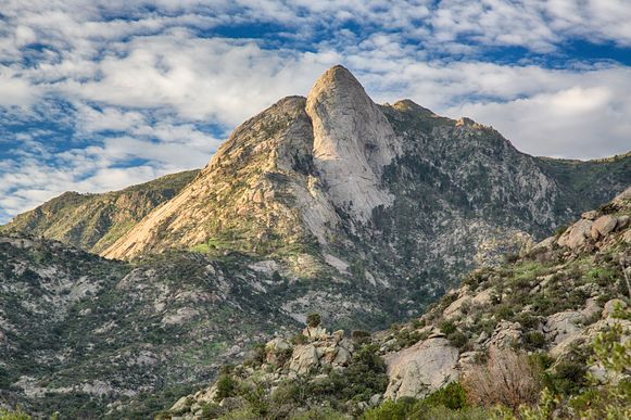 Sugarloaf Peak, Organ Mountains.