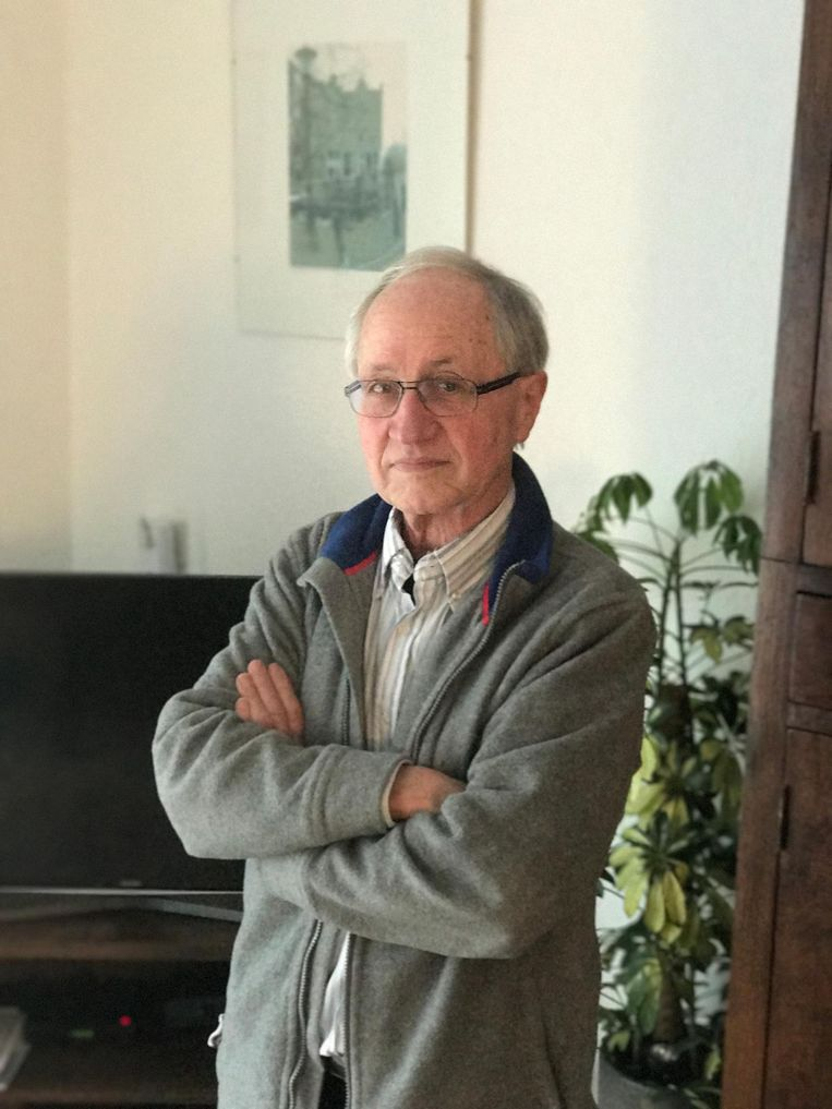 Willem van Leeuwen - Maker van de eerste site van Nederland Beeld .