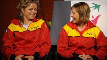 """Sabine Appelmans: """"Clijsters is nog top 10 van de wereld waard"""""""