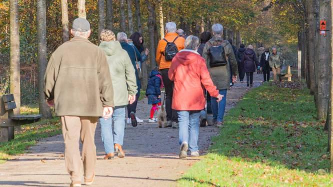 Forse toename van wandelaars in Pajottenland (en dat loopt niet overal even vlot)