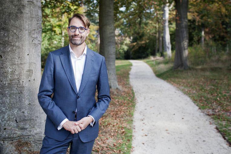 Hans Stegeman, Hoofd Investment Analysis and Economics bij Triodos Bank Beeld Triodos Bank