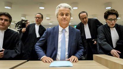 """Geert Wilders wil onderzoek naar politieke beïnvloeding bij """"minder Marokkanen""""-proces"""