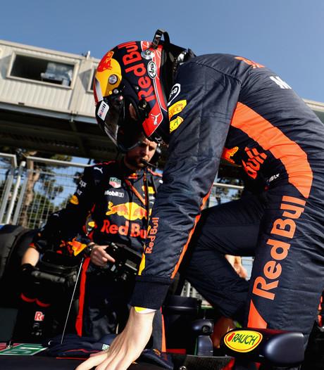 Verstappen: Opnieuw een technisch probleem, het podium was haalbaar