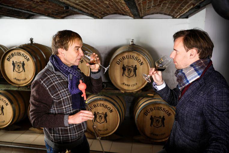 Brouwerij De Brabandere uit Bavikhove en de Waalse Brouwerij Debuisson brengen samen twee biertjes op de markt, onder de naam 'Alliance', ter gelegenheid van hun respectievelijk 125ste  en 250ste verjaardag.