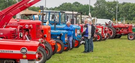 Tractordag Willemstad: 'Of de motor het nog doet? Bijna'