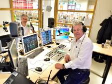 Sterren in de studio bij Gouda FM