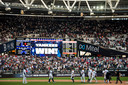 New York Yankees in Londen.