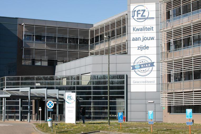 Het Sint-Franciscus Ziekenhuis in Heusden-Zolder.