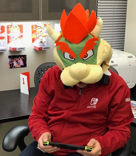 Directeur van Nintendo USA legt functie neer en wordt opgevolgd door... Bowser