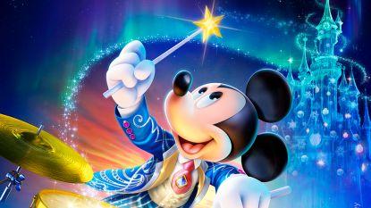 Win elke dag een magisch verblijf of dagtickets voor Disneyland Paris