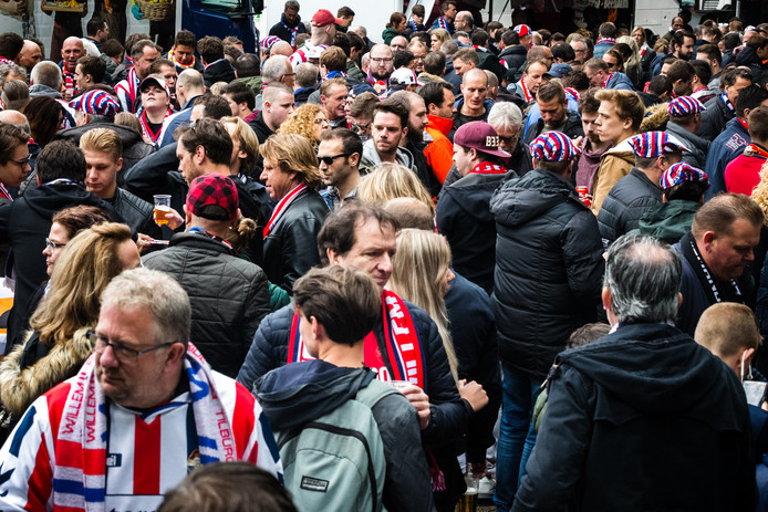 Willem II-supporters