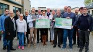 Ruim 4.000 euro steun voor Huize De Veuster