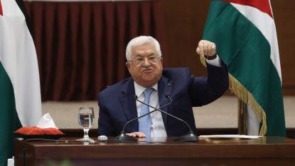 Abbas dreigt opnieuw veiligheidssamenwerking met Israël stop te zetten
