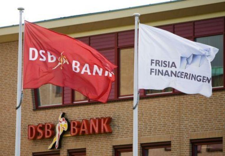 Exterieur van het DSB-hoofdkantoor in Wognum. ANP Beeld