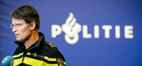 Korpschef nationale politie Erik Akerboom beoogde nieuwe baas AIVD