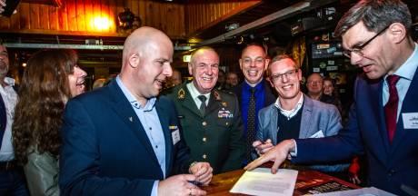 'Veteranen uit Deventer mogen best trots zijn op zichzelf'