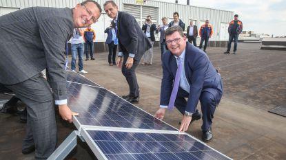 Werknemers investeren in 15.000 zonnepanelen op Volvo-fabriek