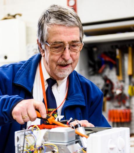 Niets meer zonder pardon de kliko in: vijf jaar Repair Café in Waalre