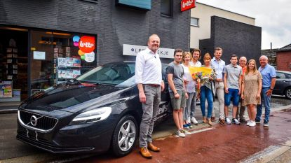 42e Shop & The City wagen verloot door Truiense handelaars