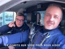 """""""Aujourd'hui, on n'a plus le choix..."""": la police du Brabant wallon prône le confinement en chanson"""