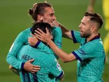 Deux bijoux et une large victoire: le Barça garde espoir