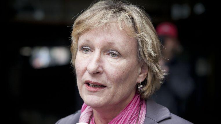 Burgemeester Els Boot van Giessenlanden Beeld ANP