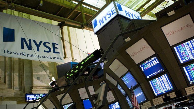 Wall Street Beeld ANP