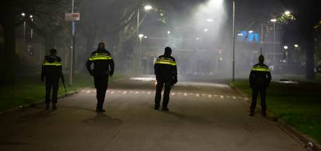 Vuurwerkoverlast en brandjes in Roosendaal: politie grijpt in
