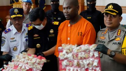 Tanzaniaan (42) met kilo meth in maag opgepakt op Bali