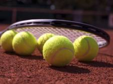 Tennissers mogen even niet meer dubbelen